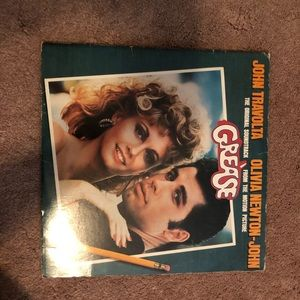 Other - original grease the musical record